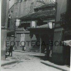 Fotografía antigua: FOTO ORIGINAL JACA CATEDRAL AÑO 1963 - 10X7 CM. Lote 85899384