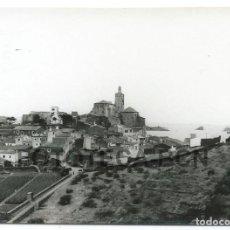 Fotografía antigua: FOTO ORIGINAL CADAQUES COSTA BRAVA AÑO 1962 - 10X7 CM. Lote 85902268