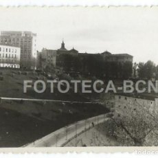 Fotografía antigua: FOTO ORIGINAL VISTA DE MADRID IGLESIA AÑO 1960 - 9X6 CM. Lote 85904448