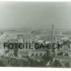 Fotografía antigua: FOTO ORIGINAL VISTA DE BURGOS AÑO 1964 - 10X7 CM. Lote 86283328