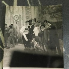 Fotografía antigua: ANTIGUA Y RARA FOTOGRAFÍA CARNAVAL CÓRDOBA AÑOS 60. Lote 86367520