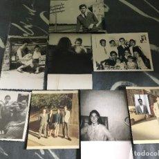 Fotografía antigua: LOTE FOTOGRAFÍAS ANTIGUAS. Lote 86368028