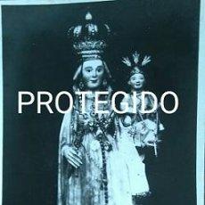 Fotografía antigua - ANTIGUA FOTOGRAFIA DE NUESTRA SEÑORA DE GRACIA PATRONA DE OLIVA DE LA FRONTERA BADAJOZ - 86511156