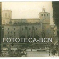 Fotografía antigua: FOTO ORIGINAL CATEDRAL DE SANTANDER AÑO 1962 - 10X7 CM. Lote 86635988