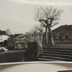 Fotografía antigua: ANTIGUA FOTOGRAFÍA SANTIAGO CORUÑA??. Lote 86686200