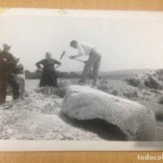 Fotografía antigua: ANTIGUA FOTOGRAFIA AYORA VALENCIA . Lote 87261268
