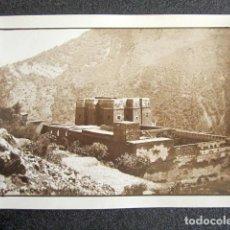 Fotografía antigua: ANTIGUA FOTOGRAFÍA PHOTO- HALL- MAROCAIN. GUILLOT - RATEL, CASABLANCA. MARRUECOS. 17,5 X 12,5 CM . Lote 87410924