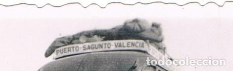 Fotografía antigua: PUERTO - SAGUNTO - VALENCIA - AUTOBUS - FOTOGRAFIA ANTIGUA - Foto 3 - 87445800