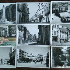 Fotografía antigua: LOTE DE 28 FOTOGRAFIAS ORIGINALES DE VILLANUEVA DEL ARZOBISPO JAEN. Lote 87681776
