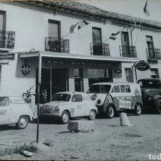 Fotografía antigua: FOTO MEDINA DE RÍOSECO,VALLADOLID, ORIGINAL,GRAN TAMAÑO,CASA SAN PEDRO. Lote 88799455