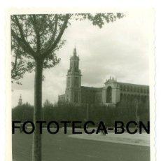 Fotografía antigua: FOTO ORIGINAL MADRID CIUDAD UNIVERSITARIA AÑO 1960 - 9,5X6,5 CM. Lote 89358472