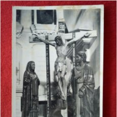 Fotografía antigua: FOTOGRAFIA ANTIGUA PASO DEL CALVARIO TÁRREGA 1957. Lote 89713304