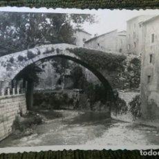 Fotografía antigua: ANTIGUA FOTOGRAFÍA. BERGA. CATALUNYA. FOTO AÑOS 50 / 60.. Lote 91637185