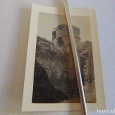 Fotografía antigua: FOTO FOTOGRAFIA AÑO 1930 - 31 ALCALA DE GUADAIRA SEVILLA EL CASTILLO. Lote 91842620