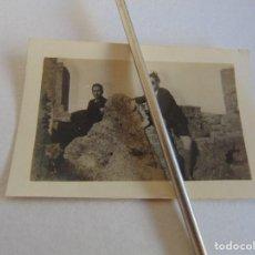 Fotografía antigua: FOTO FOTOGRAFIA AÑO 1930 - 31 ALCALA DE GUADAIRA SEVILLA EL CASTILLO. Lote 91842710
