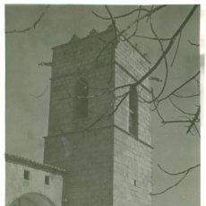 Fotografía antigua: FOTO ORIGINAL SANTUARI DEL CORREDOR IGLESIA DOSRIUS MARESME AÑO 1956 - 10X6,5 CM. Lote 93567245