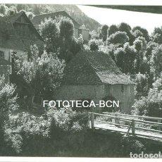 Fotografía antigua: FOTO ORIGINAL TREDOS VALL D ' ARAN AÑOS 60 - 10X7 CM. Lote 93761700