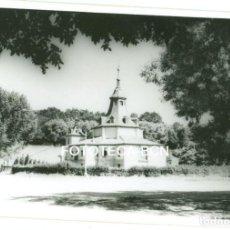 Fotografía antigua: FOTO ORIGINAL ERMITA VIRGEN DEL PUERTO MADRID AÑOS 60 - 9,5X6,5 CM. Lote 93766910