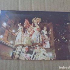 Fotografía antigua: FOTOGRAFIA - FOTO FALLA FALLAS VALENCIA, PLAZA DE LA MERCED , 1982 - ORIGINAL. Lote 93861505
