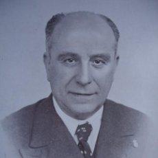 Fotografía antigua: ENRIQUE SUÑER 1938.11.5X17.5 GALAICO FOTOGRABADO. Lote 95512607