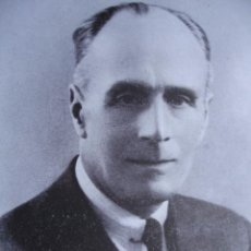 Fotografía antigua: FELIPE GIL CASARES 1938.11.5X17.5 GALAICO FOTOGRABADO. Lote 95664775