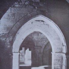 Fotografía antigua: SANTIAGO DE COMPOSTELA 1938.11.5X17.5 GALAICO FOTOGRABADO. Lote 95665107