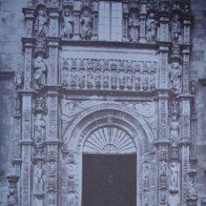 Fotografía antigua: HOSPITAL REAL SANTIAGO DE COMPOSTELA 1938.11.5X17.5 GALAICO FOTOGRABADO. Lote 95665427
