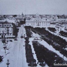 Fotografía antigua: LA CORUÑA 1938.11.5X17.5 GALAICO FOTOGRABADO. Lote 95665651