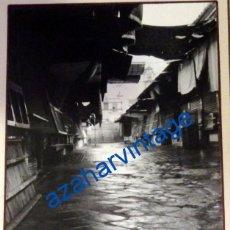 Fotografía antigua: SEVILLA, TRIANA, MERCADO DE TRIANA, FOT.ANTONIO DIAZ, ESPECTACULAR ,LEER MEDIDAS. Lote 95734891