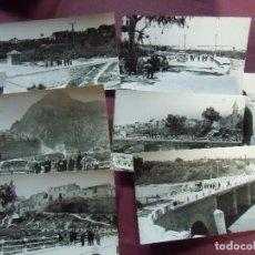 Fotografía antigua: CIEZA(MURCIA)FOTOS SANCHEZ.26/4/1959.INTERESANTE CONJUNTO DE 7 FOTOGRAFÍAS.. Lote 95835859