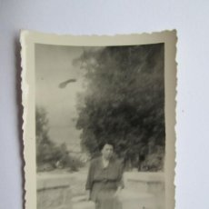 Fotografía antigua: MUJER, WOMAN, FEMME.. Lote 95917355