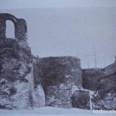 Fotografía antigua: LUGO MURALLAS AÑO 1938.11.5X17.5.GALAICO FOTOGRABADO. Lote 95984567
