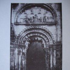Fotografía antigua: ORENSE CATEDRAL AÑO 1938 .11.5X17.5.GALAICO FOTOGRABADO. Lote 95985095