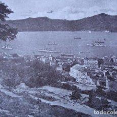 Fotografía antigua: VIGO AÑO 1938 .11.5X17.5.GALAICO FOTOGRABADO. Lote 95985611