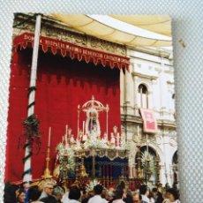 Fotografía antigua: CAPILLA ORNAMENTAL CORPUS CRISTI. SEVILLA, PLAZA DE SAN FRANCISCO. Lote 96083599