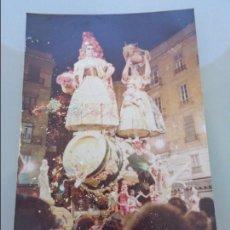 Fotografía antigua: FOTO FOTOGRAFIA DE LA PLAZA DE LA MERCED - 1982 - FALLAS VALENCIA. Lote 96266615