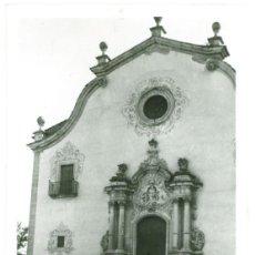 Fotografía antigua: FOTO ORIGINAL SANTUARIO MARE DE DEU DE LA GLEVA OSONA AÑO 1952 - 11X6 CM. Lote 96384667
