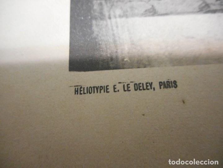 Fotografía antigua: gran coleccion de 60 heliotypie palais versalles de gran medida - Foto 4 - 96458911