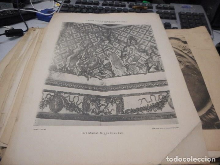 Fotografía antigua: gran coleccion de 60 heliotypie palais versalles de gran medida - Foto 6 - 96458911