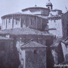 Fotografía antigua: MONASTERIO DE OSERA AÑO 1938 .11X7. GALAICO FOTOGRABADO. Lote 96483827