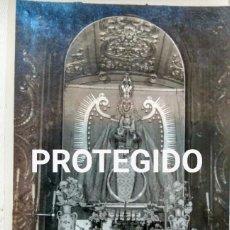 Fotografía antigua: CIUDAD REAL. ANTIGUA FOTO-POSTAL NTRA SRA DEL PRADO PATRONA CIUDAD REAL. Lote 96638035