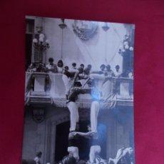 Fotografía antigua: ANTIGUA FOTOGRAFIA. FIESTA MAYOR VILAFRANCA DEL PANADES. 1958.. Lote 96991331