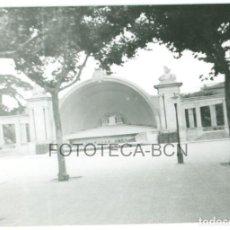 Fotografía antigua: FOTO ORIGINAL LOGROÑO CONCHA DEL ESPOLON AÑOS 60 - 10,5X7,5 CM. Lote 97268735