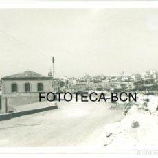 Fotografía antigua: FOTO ORIGINAL TARRAGONA COSTA PLAYA AÑOS 60 - 9,5X6,5 CM. Lote 97272223