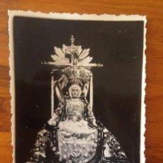 Fotografía antigua: ANTIGUA FOTOGRAFIA VIRGEN DE LAS ANGUSTIAS GRANADA 1947. Lote 97688707