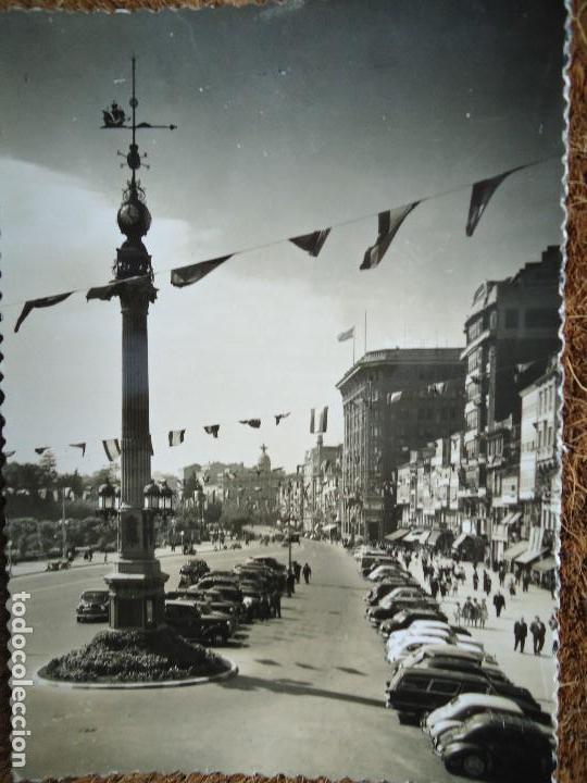 Fotografía antigua: 4 POSTALES DE LA CORUÑA EDITADAS POR ARTIGOT 1960 MUY RARAS - Foto 4 - 97793811
