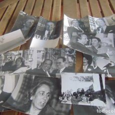 Fotografía antigua: LOTE DE 13 FOTOS FOTOGRAFIA RUIZ MATEO TERESA RIVERO RUMASA. Lote 97842075