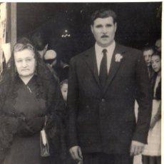 Fotografía antigua: FOTOGRAFO E. GASCON BARCELONA 1953 11 X 9 CM. Lote 98039439