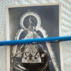 Fotografía antigua: JAÉN. ANTIGUA FOTO POSTAL DE NTRA. SRA. DE LA CAPILLA. PATRONA DE JAÉN. Lote 98197383