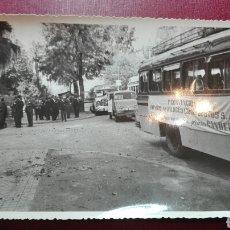 Fotografía antigua: ANTIGUA FOTOGRAFÍA: 1°CONVENCIÓN DE PIENSOS ANDALUCES COMPUESTOS SOCIEDAD ANÓNIMA.. Lote 98498455